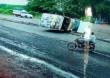 पीकअपच्या भीषण अपघातात दुचाकीस्वारांनी दिला मृत्यूला चकवा, थराकाप उडवणारं CCTV फूटेज