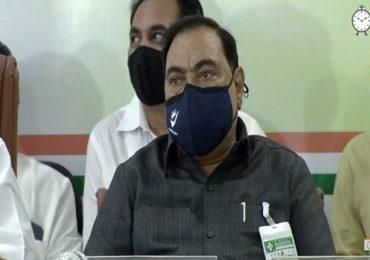 PHOTO | 'जिथे भाऊ, तिथे जाऊ, आमचा पक्ष नाथाभाऊ', मुंबईत खडसे समर्थकांचा जल्लोष