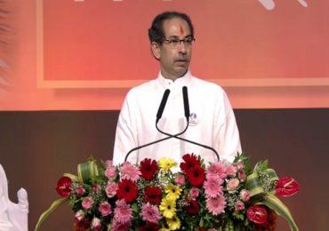 CM Uddhav Thackeray Speech | कळसूत्री बाहुल्यांचा खेळ संपवला, यापुढे राज्यात मर्द मावळ्यांचं सरकार : मुख्यमंत्री उद्धव ठाकरे