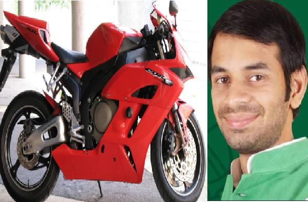 तेज प्रतापांकडे 15 लाखांची बाईक, राजद नेत्याकडे एक किलो सोनं, बिहारच्या उमेदवारांची डोळे विस्फारणारी संपत्ती