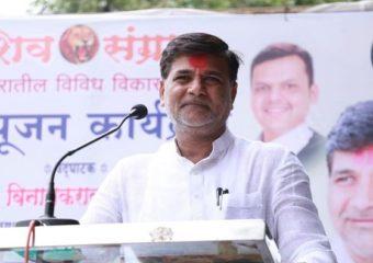 'हिंमत असेल तर धनगर, मुस्लिम समाजाला आरक्षण देऊन बघा', मेटेंचा मुख्यमंत्री ठाकरेंना इशारा