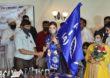 Payal Ghosh | रामदास आठवलेंचा पाठिंबा, अभिनेत्री पायल घोषच्या हाती 'आरपीआय'चा झेंडा!