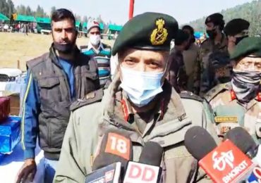 सीमेवर 250-300 दहशतवादी घुसखोरीच्या तयारीत, भारतीय जवान डाव उधळणार : आर्मी कोअर कमांडर