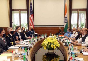 भारत आणि अमेरिकादरम्यान आज 'टू प्लस टू चर्चा', BECA सह महत्वाच्या करारांवर स्वाक्षरी होणार