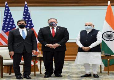 अमेरिकेच्या वरिष्ठ मंत्र्यांनी पंतप्रधान नरेंद्र मोदींची घेतली भेट, स्वातंत्र्य आणि सुरक्षेला चीनचा धोका असल्याचे मत