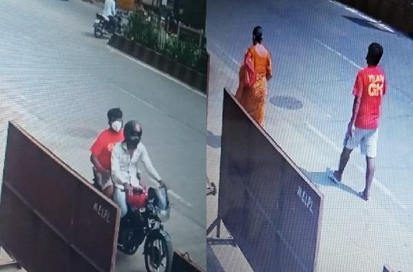 नवरात्रीत सोनसाखळी चोरण्यासाठी दिल्लीहून मुंबईत; पोलिसांनी आवळल्या दोघांच्या मुसक्या