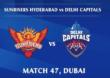 IPL 2020, SRH vs DC Live : दिल्लीला दुसरा धक्का, मार्कस स्टोइनिस आऊट