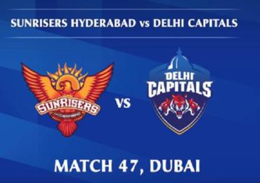 IPL 2020, SRH vs DC : सनरायजर्स हैदराबादचा दिल्ली कॅपिटल्सवर 88 धावांनी शानदार विजय