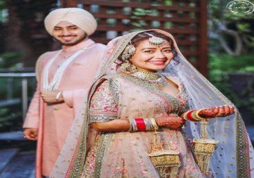 Photo : 'नेहु दा ब्याह', नेहा आणि रोहनप्रीतच्या लग्नाचे फोटो