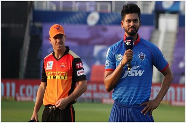 IPL 2020: हैदराबादच्या प्लेऑफमध्ये पोहोचण्याच्या आशा जीवंत, दिल्लीला स्पर्धेबाहेर पडण्याची भीती?