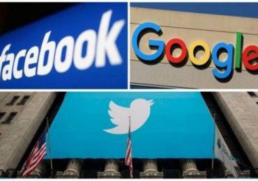 गुगल, फेसबुक आणि ट्विटरला झटका; राजकीय जाहिरातींवर बंदी, अमेरिका निवडणुकीपूर्वी दणका