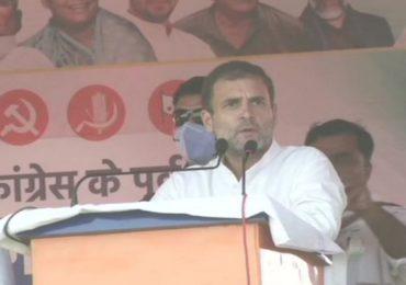 राहुल गांधी यांच्याविरुद्ध निवडणूक आयोगाकडे तक्रार, आचारसंहिता भंगाचा भाजपचा आरोप