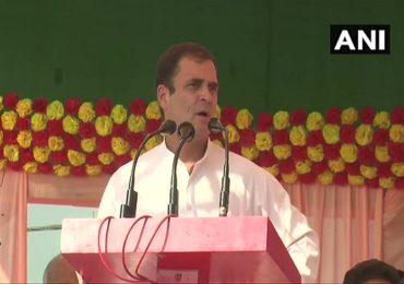 खोटं बोलण्याच्या स्पर्धेत आम्ही पंतप्रधान मोदींना हरवू शकत नाही- राहुल गांधी