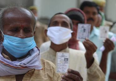 Bihar Election 2020: बिहारमध्ये विधानसभा निवडणुकीच्या पहिल्या टप्प्यात 53.54 टक्के मतदान