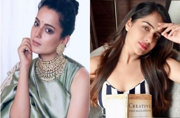 Malvi Malhotra Attack | कंगनाने माझ्याविरुद्धच्या अन्यायात साथ द्यावी, हल्ल्यात जखमी अभिनेत्री माल्वीचं आवाहन