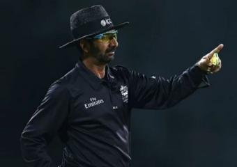 IPL 2020, SRH vs DC : अंपायर अनिल चौधरींचा पक्षपातीपणा, सनरायजर्स हैदराबादला मदत