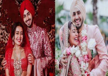 Neha Kakkar Wedding : वेडिंग ड्रेसची कॉपी?, नेहा कक्कर ट्रोल; सोशल मीडियावर मीम्स