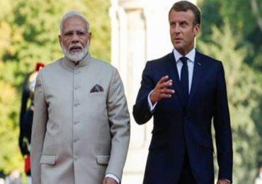 तिघांच्या हत्येनंतर फ्रान्समध्ये 'मॅक्सिमम अलर्ट', भारत सोबत असल्याचं सांगत मोदींकडून धीर