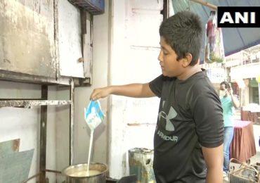 कुटुंबासाठी शाळा सोडून चहाची विक्री; भायखळ्यातील सुभानच्या मदतीला मिलिंद देवरा सरसावले