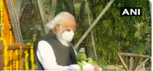 PM Narendra Modi inaugurates Sardar Patel Zoological Park in Gujarat