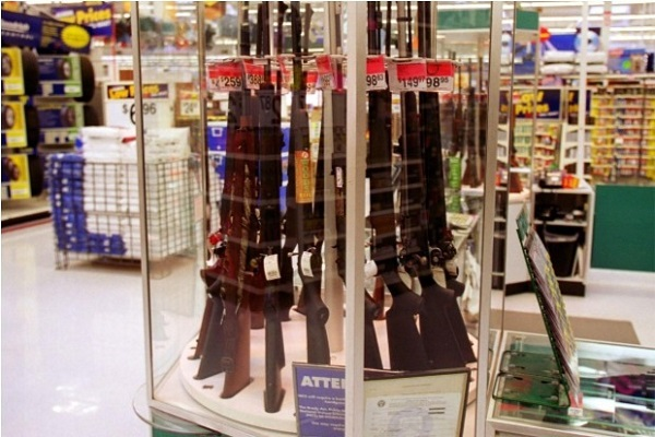 Weapon sales rocket up in US as Presidential election day nears