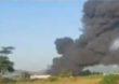 नालासोपाऱ्यात थर्माकोल कंपनीला भीषण आग, अग्नीशमन दलाच्या गाड्या घटनास्थळी दाखल