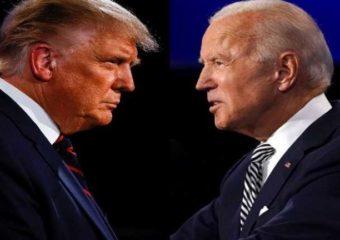 US Election 2020: ट्रम्प यांना मागे टाकत 8 अंकांनी बायडेन आघाडीवर – सर्वे