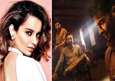 Kangana Ranaut | 'मिर्झापूर 2' बघून निकिता तोमर हत्याकांड घडल्याचा दावा, कंगना रनौतची पुन्हा बॉलिवूडवर टीका!