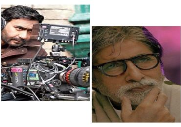 Photo : अजय देवगणची स्वप्नपूर्ती, थेट अमिताभ बच्चन यांचे दिग्दर्शन