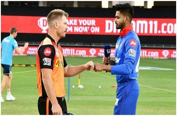 ipl 2020 dc vs srh qualifier 2 live score update today cricket match delhi capitals vs sunrisers hyderabad live