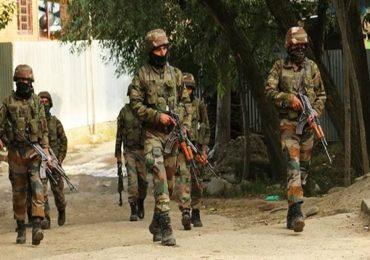 Jammu and Kashmir | कुपवाड्यात जवान आणि दहशतवादी आमनेसामने, तिघांना कंठस्नान, पण एक अधिकारी आणि तीन जवान शहीद