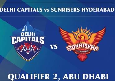 IPL 2020, QUALIFIER 2, DC vs SRH : क्वालिफायर 2 सामन्यात 'या' खेळाडूंच्या कामगिरीवर असणार लक्ष