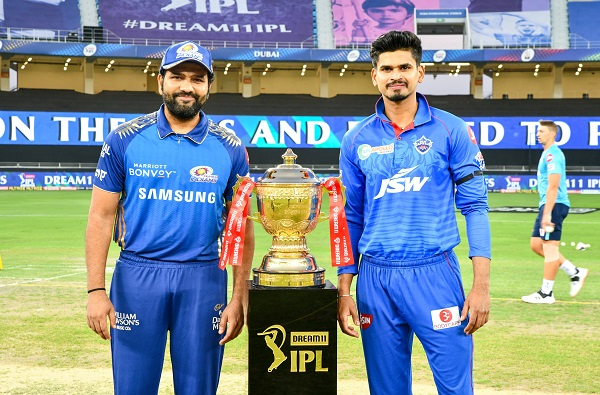 ipl 2020 final mi vs dc live score update today cricket match mumbai indians vs delhi capitals final live