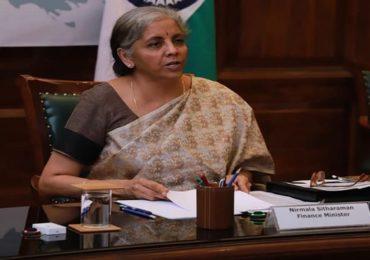 Nirmala Sitharaman PC | निर्मला सीतारमण यांची पत्रकार परिषद, दिवाळीच्या तोंडावर पॅकेजची घोषणा?