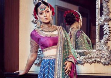 PHOTO | भावाच्या लग्नात कंगनाच्या 'फॅशन'चा जलवा, पाहा खास फोटो