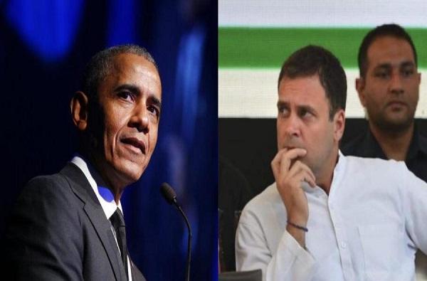 Rahul Gandhi like student eager to impress but lacks aptitude says Barack Obama in memoir A Promised Land
