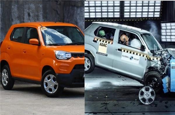 तुमच्याकडे मारुती सुझुकीची 'ही' कार असल्यास सावध व्हा; क्रॅश टेस्टमध्ये नापास