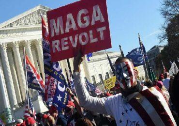 US Election | ट्रम्प समर्थक मतमोजणीच्या मागणीसाठी पुन्हा रस्त्यावर, वॉशिंग्टनमध्ये बायडन- ट्रम्प समर्थकांमध्ये बाचाबाची