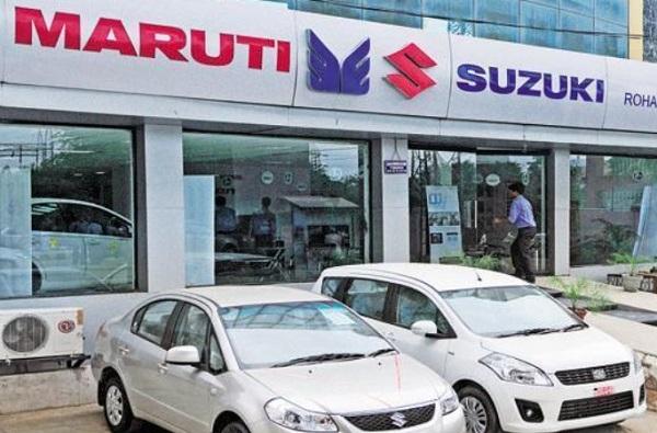 Maruti Suzuki चा नवा विक्रम, ऑनलाईन चॅनेलच्या माध्यमातून दोन लाखांहून अधिक गाड्यांची विक्री