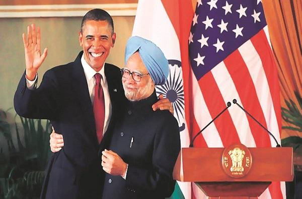 Barack Obama in his memoir Wondered what would happen when Dr Manmohan Singh left office
