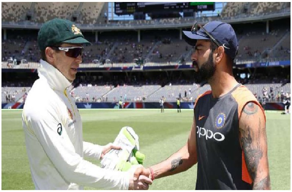 ind vs aus corona threat to india australia players will the venue of the first Test change