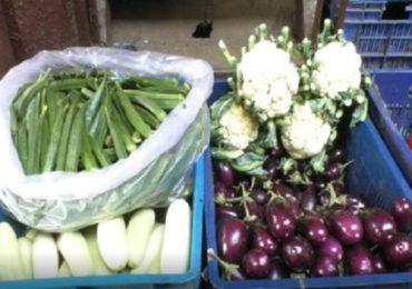 आवक वाढल्याने भाज्यांच्या दरात मोठी घसरण, फ्लॉवर 40 वरुन थेट 10 रुपयांवर