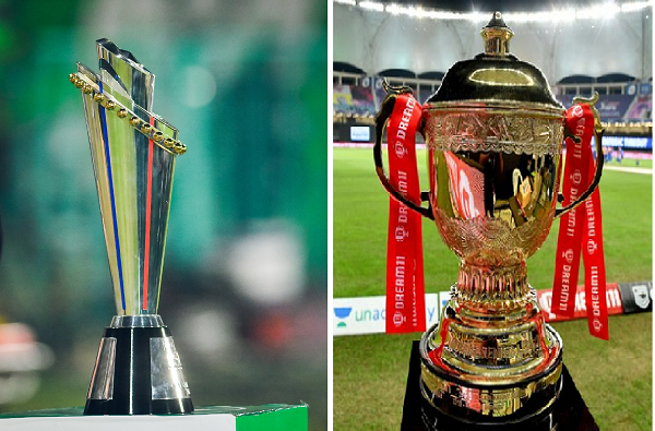 ipl vs psl there is a big difference between winning amount of indian premier league and pakistan super league