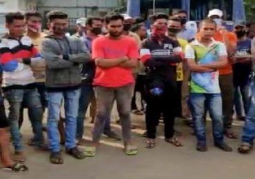 केडीएमसी घंटागाडी 5 कर्मचाऱ्यांना मारहाण, काम बंद आंदोलनामुळे शहरात कचऱ्याचे ढीग