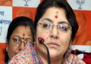 पश्चिम बंगालमध्ये भाजपचं सरकार आल्यास 'लव जिहाद'वर कायदा करणार : खासदार लॉकेट चटर्जी