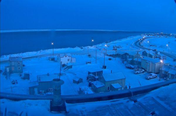 विश्वास बसणार नाही, पण अलास्कातील 'या' शहरात आता थेट 2021 मध्ये सूर्योदय होणार