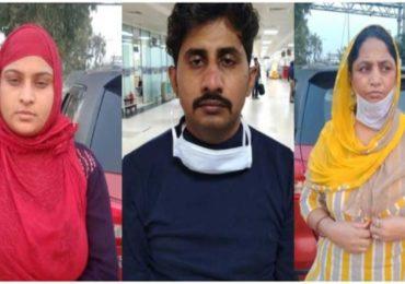 दिल्लीत प्रियकराची हत्या, मृतदेहाचे तुकडे करुन गुजरातमध्ये फेकले, आई, होणारा नवरा आणि प्रेयसी अटकेत