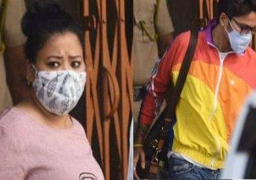 Drugs Case | ड्रग्ज प्रकरणी जामीन मंजूर, कागदपत्रांची पूर्ती करून भारती-हर्ष घरी जाण्यासाठी रवाना