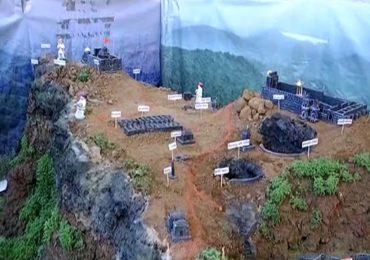 PHOTO : शाळांना सुट्टी, नागपुरात साकारला रायगड किल्ला; दोन भावांची आयडियाची 'भन्नाट' कल्पना