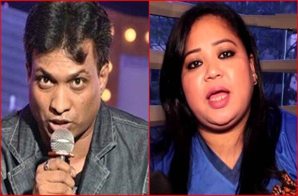 Bharti Singh | 'कामाची नशा करा, अमली पदार्थांची नाही', मित्र सुनील पालचा भारतीला सल्ला!